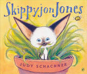 Book cover: Skippyjon Jones