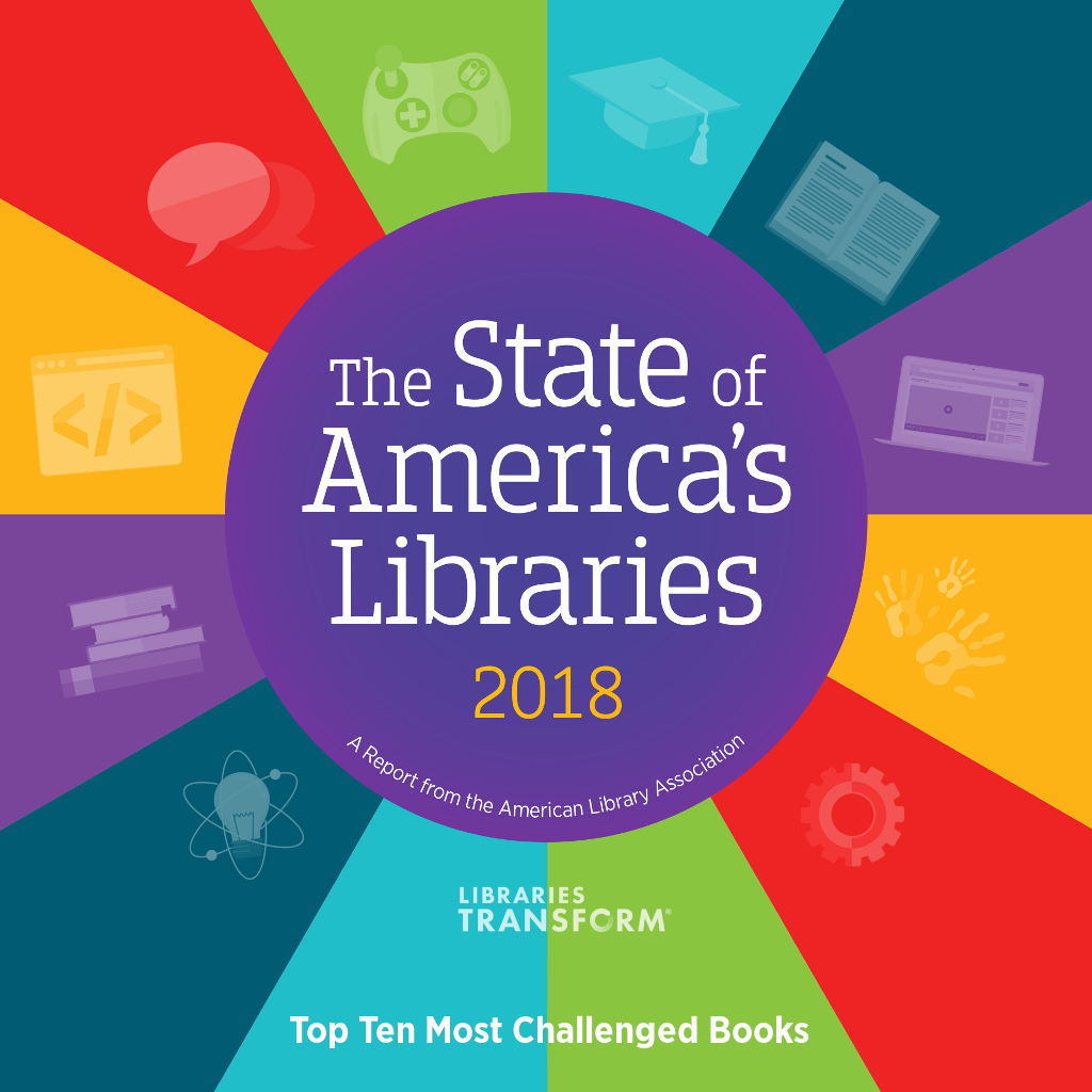 State of America's Libraries Report 2018