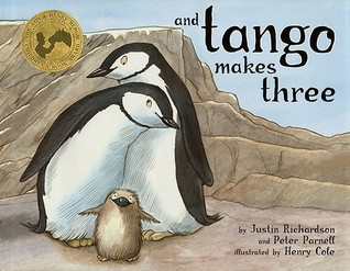Book cover: And Tango Makes Three