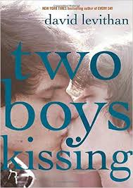 Book cover: Two Boys Kissing