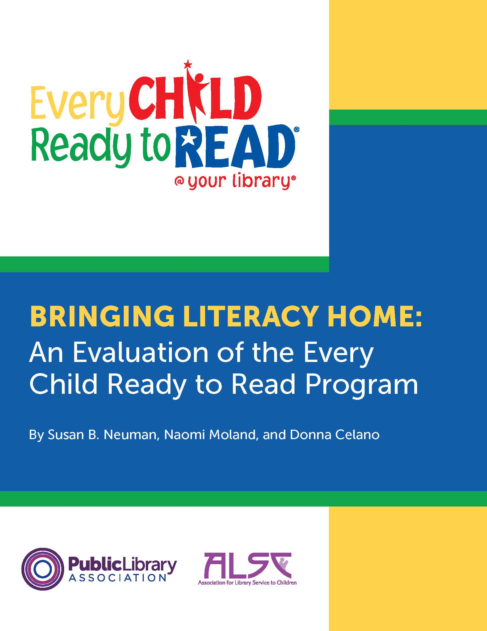 New Research Finds Every Child Ready To Read Curriculum Leads To
