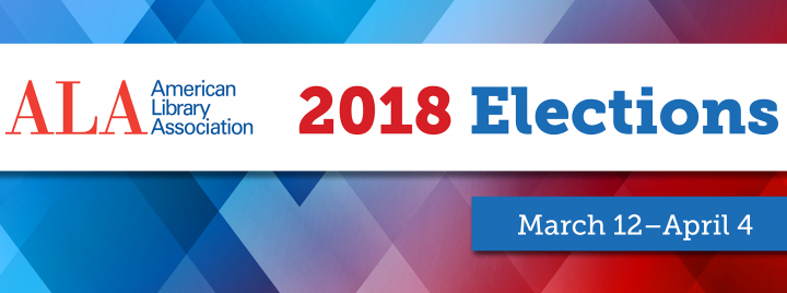 American Library Association 2018 Elections