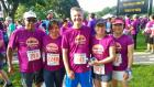 Greg Calloway and ALA Colleagues at 2015 Race Against Hate