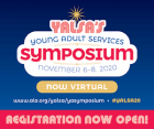 YALSA's virtual 2020 YA Services Symposium - Registration Open