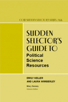 Sudden Selector's Guide to Political Science Resources