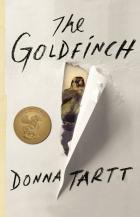 Book cover: The Goldfinch