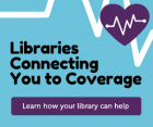 Libraries Connecting You to Coverage program icon