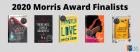 2020 William C. Morris Award Finalists