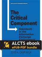The Critical Component book cover