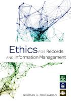 book cover for Ethics for Records and Information Management