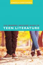 book cover for The Readers' Advisory Guide to Teen Literature