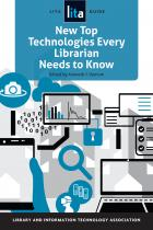 book cover for New Top Technologies Every Librarian Needs to Know