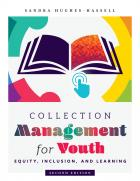 book cover for Collection Management for Youth: Equity, Inclusion, and Learning, Second Edition