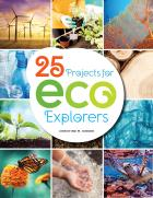 book cover for 25 Projects for Eco Explorers