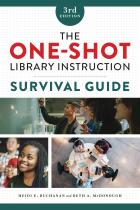 book cover for The One-Shot Library Instruction Survival Guide, Third Edition