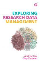book cover for Exploring Research Data Management