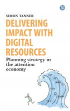 book cover for Delivering Impact with Digital Resources: Planning Strategy in the Attention Economy