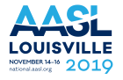 2019 American Association of School Librarians (AASL) National Conference