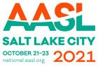 2021 AASL National Conference logo