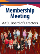 AASL Virtual Membership Meeting