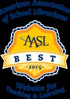 2015 AASL Best Websites for Teaching & Learning