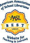 AASL Best Websites for Teaching & Learning 2017