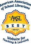 AASL Best Websites for Teaching & Learning 2017