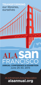 ALA 2015 Annual conference in San Francisco
