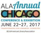ALA Annual Conference & Exhibition, June 22-27, 2017, Chicago
