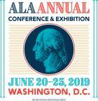 ALA Annual Conference & Exhibition, Washington, D.C., June 20-25, 2019