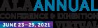 2021 ALA Annual Conference & Exhibition (Virtual) Image
