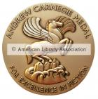 Andrew Carnegie Medal for Exellence in Fiction copyright American Library Association