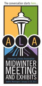 ALA Midwinter Meeting in Seattle