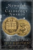book cover for The Newbery and Caldecott Awards: A Guide to the Medal and Honor Books