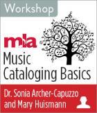 Music Cataloging Basics Workshop
