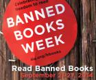 Banned Books Week,Sept 21 – 27, 2014