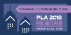 PLA 2018 Conference Banner