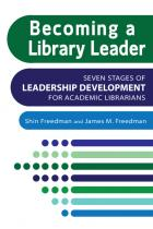 Becoming a Library Leader cover