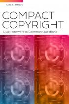 book cover for Compact Copyright: Quick Answers to Common Questions