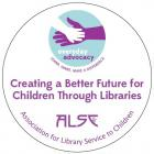 ALSC's advocacy buttons