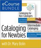 Cataloging for Newbies eCourse Bundle
