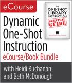 Dynamic One-Shot Library Instruction eCourse/Book Bundle