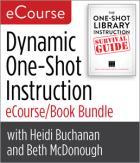 Dynamic One-Shot Library Instruction eCourse/Book Bundle