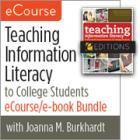 Teaching Information Literacy to College Students eCourse