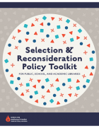 Selection & Reconsideration Policy Toolkit Cover