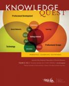 Nov/Dec 2012 Knowledge Quest - Personal Learning Networks (PLNs)
