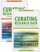 Curating Research Data book covers