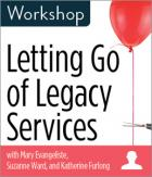 Letting Go of Legacy Services: Weeding Materials and Programs Workshop