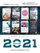 cover image for Fall/Winter 2021 New and Noteworthy Titles Catalog from ALA Editions | ALA Neal-Schuman