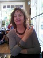 Photo of Ghada Elturk, 2013 EMIERT Distinguished Librarian Award recipient